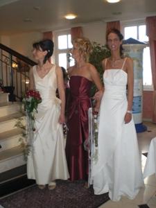 Brautmode auf der Insel Rügen