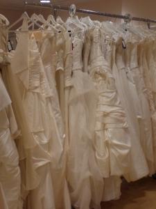 Brautkleider und Brautmode auf Rügen